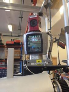 Robotic sensor arrays at ACFR, Photo: Market Clarity