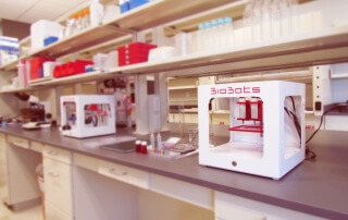 BioBots 3D bio-printing (Image: BioBots)