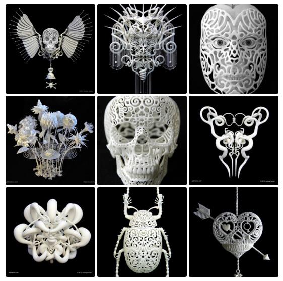 Joshua Harker art