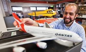 This system will help pave the way for optimised flight routes that will improve operational efficiency and support greener commercial aviation, says Professor Salah Sukkarieh.