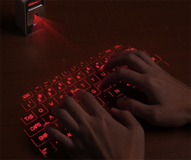 Celluon Magic Cube Projection Keyboard